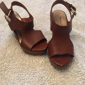 American eagle wedges!!! Size 5